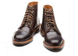 Espresso Rancourt Porter Boots