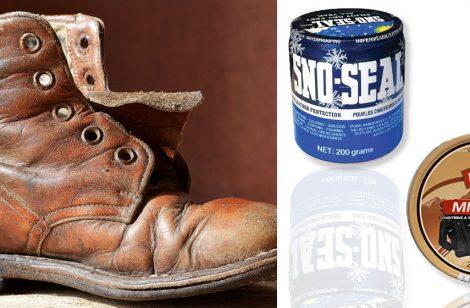 Sno Seal vs Mink OIl