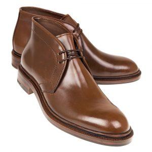 Carmina Calvia Cordovan Boots
