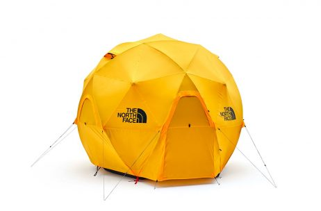North Face Geodome 4 Geodesic Tent 2