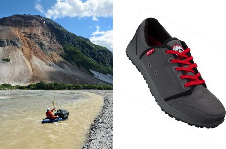 Best Packrafting Shoes