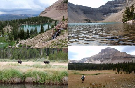 Best Uintas Backpacking Trips