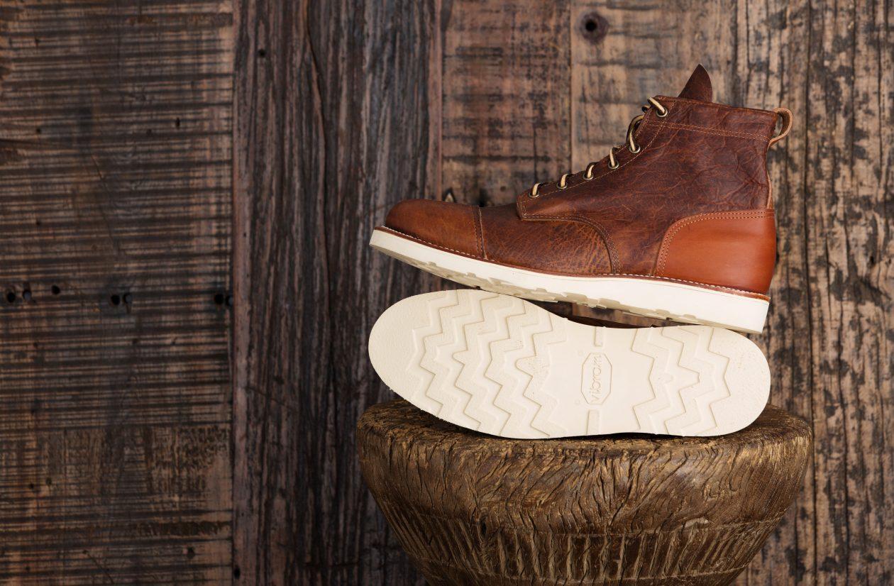 Roamographer Leather Boot
