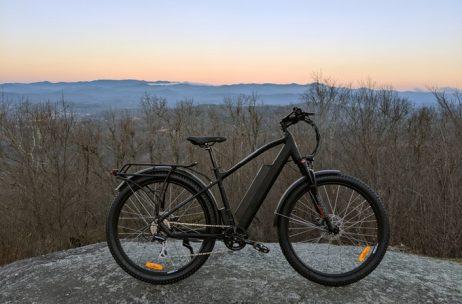 All Terrain R750 E-Bikes 5