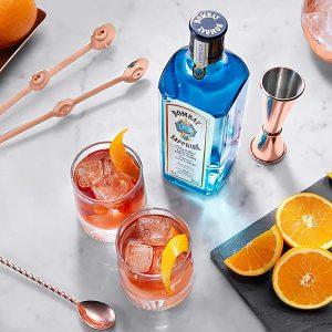 Bombay Sapphire Gin 4