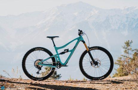 Giant Trance Advanced Pro Mountain Bike