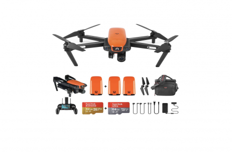 Autel Robotics EVO Foldable Drone with Camera,Live Video Drone with 60FPS 1080P 4K Wide-Angle Lens and Three-Way Obstacle Avoidance