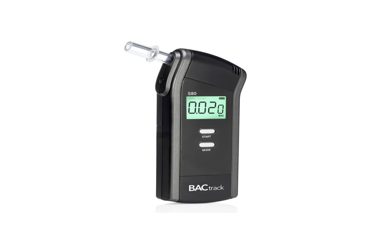 BACtrack S80 Breathalyzer 5