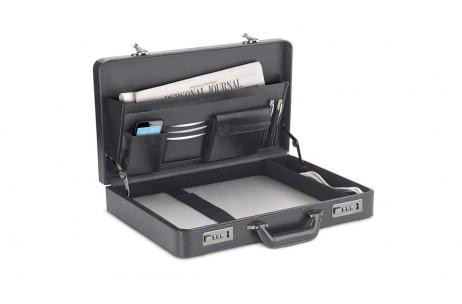 Solo NY Broadway Premium Leather Briefcase