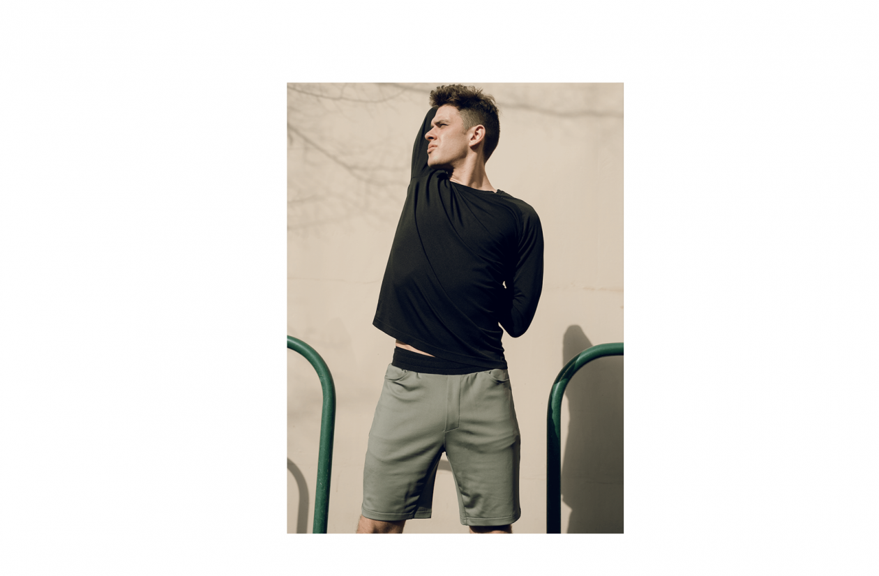 Keap Active Men's Shorts