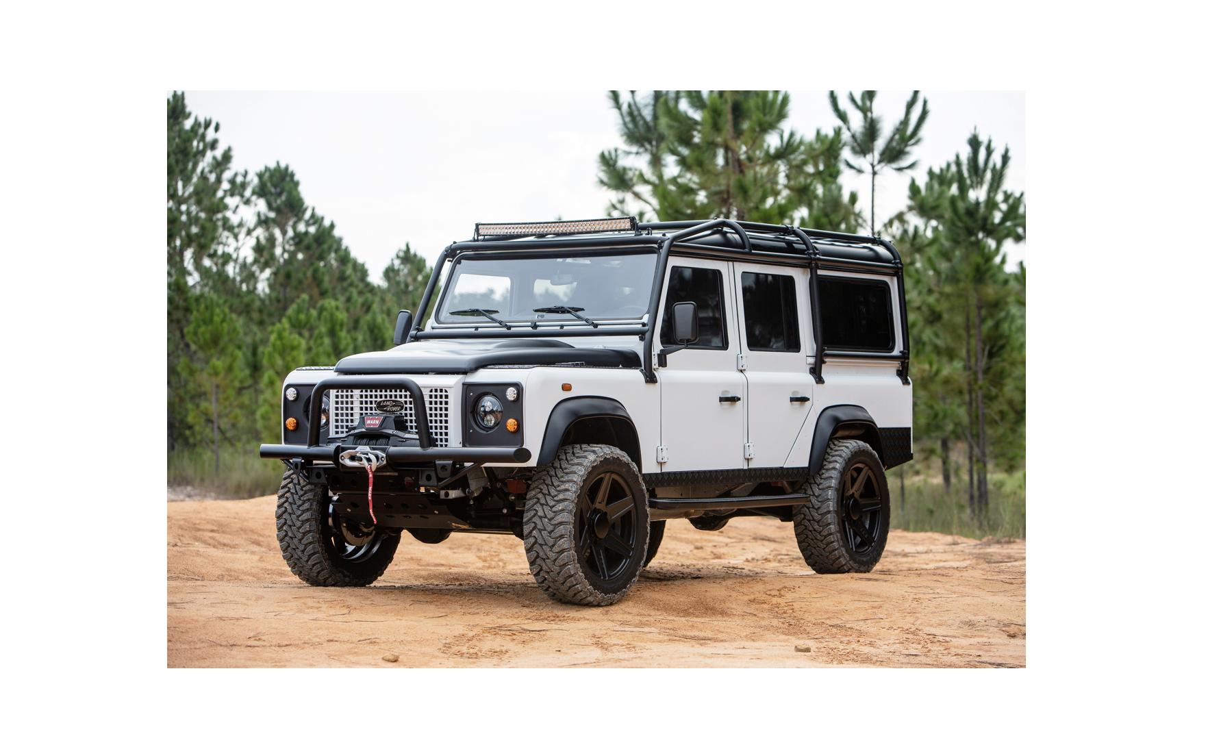 Land Rover Restorations E C D Automotive Uniquely Fulfills Your Dreams