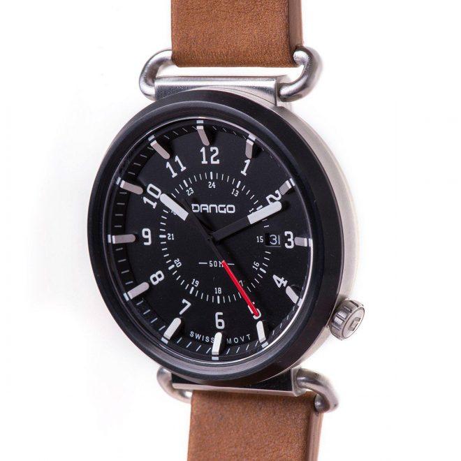 Dango TK-1 Trek Watch With Horween Leather Straps: The Best Outdoor Watch?