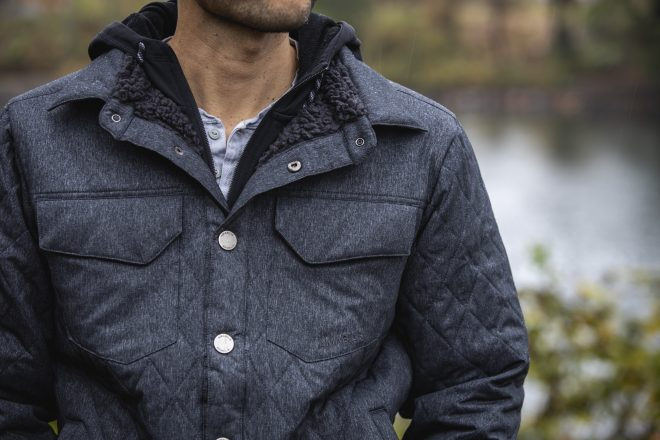 AMABILIS Gear: Two Tactical-Inspired Men's Jackets