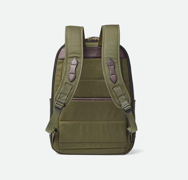 Filson Dryden Ballistic Nylon Backpack: Reliable and Tough