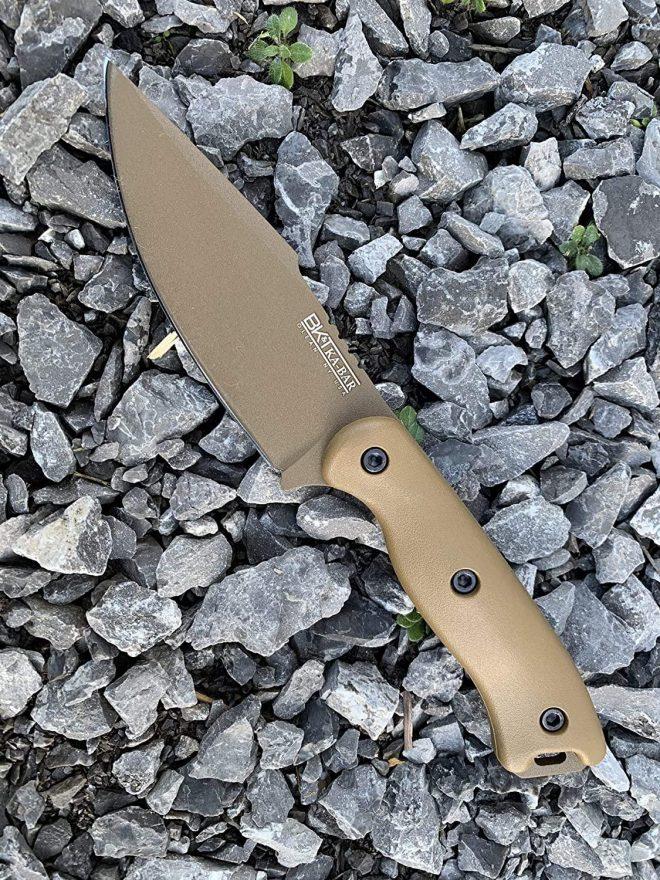 Becker KA-BAR BK-18 Harpoon Knife: Iconic Brand and Exquisite Design